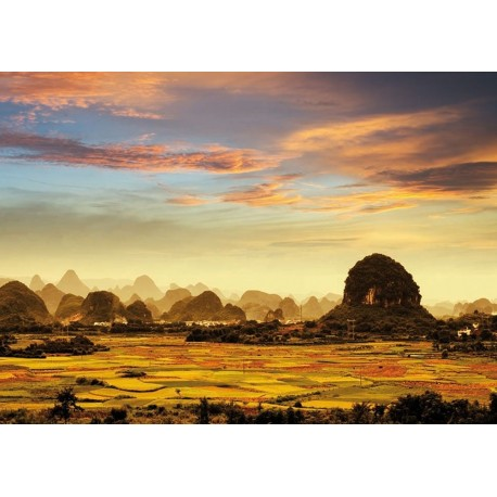 Beautiful Guilin, China