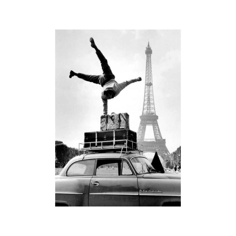 Happy in Paris