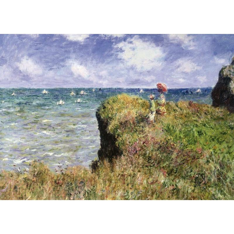 Claude Monet - Promenade
