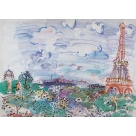 Raoul Dufy - Eiffeltoren