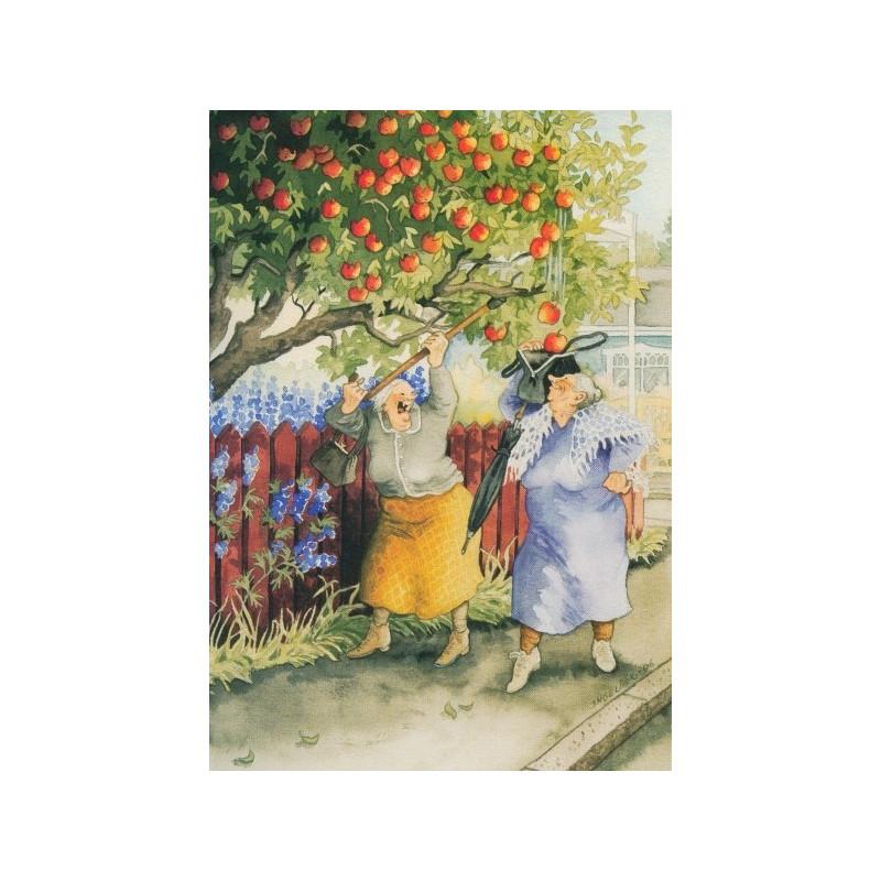Inge Löök 11 - Appels plukken