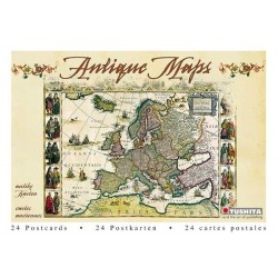 Postcardbook Maps