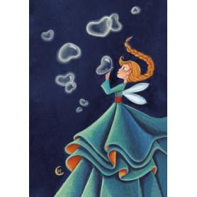 Marie Cardouat - Blowing Bubbles