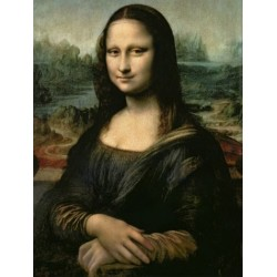 Louvre Paris - Mona Lisa