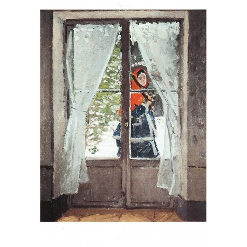 Claude Monet - Madame Monet