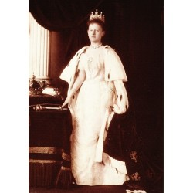 Inhuldiging koningin Wilhelmina 1898