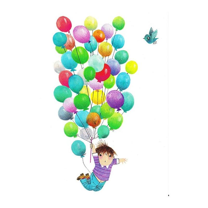 Fiep - Vliegen met ballonnen