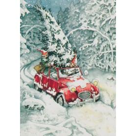 Inge Löök 25 - Kerstboom vergaren
