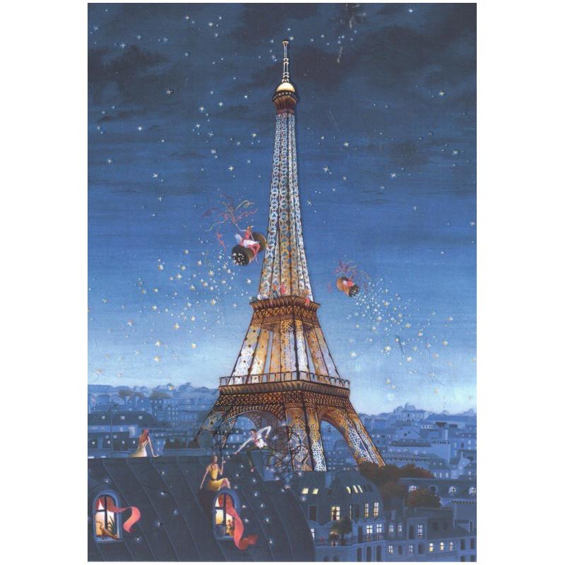 Marie-Anne Foucart - Eiffeltoren