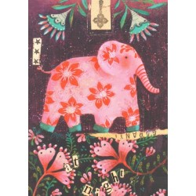 Izou - Pink Elephant