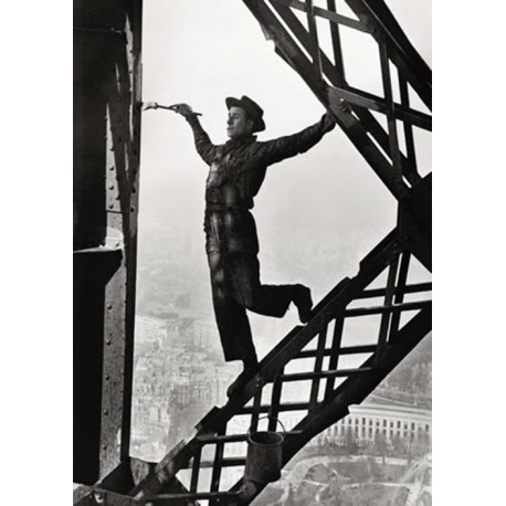 Painting the Eiffel Tower