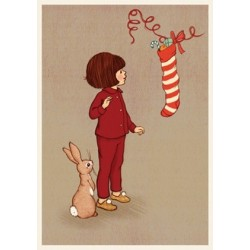Belle & Boo - Christmas Stocking
