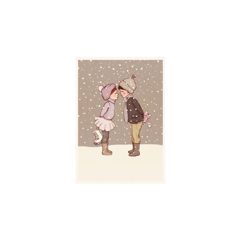 Belle & Boo - Winter Kiss