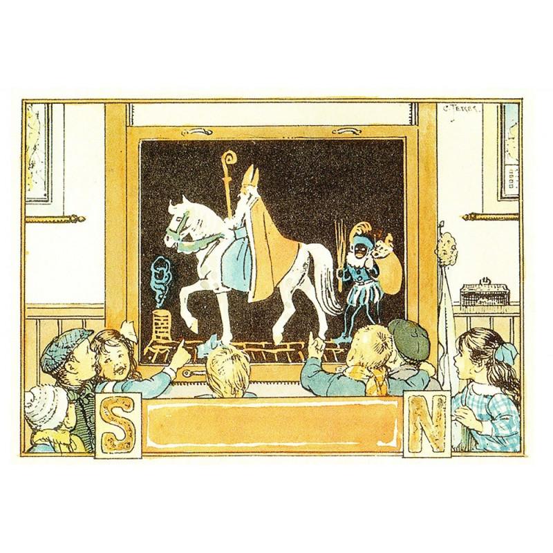 Cornelis Jetses - Sinterklaas