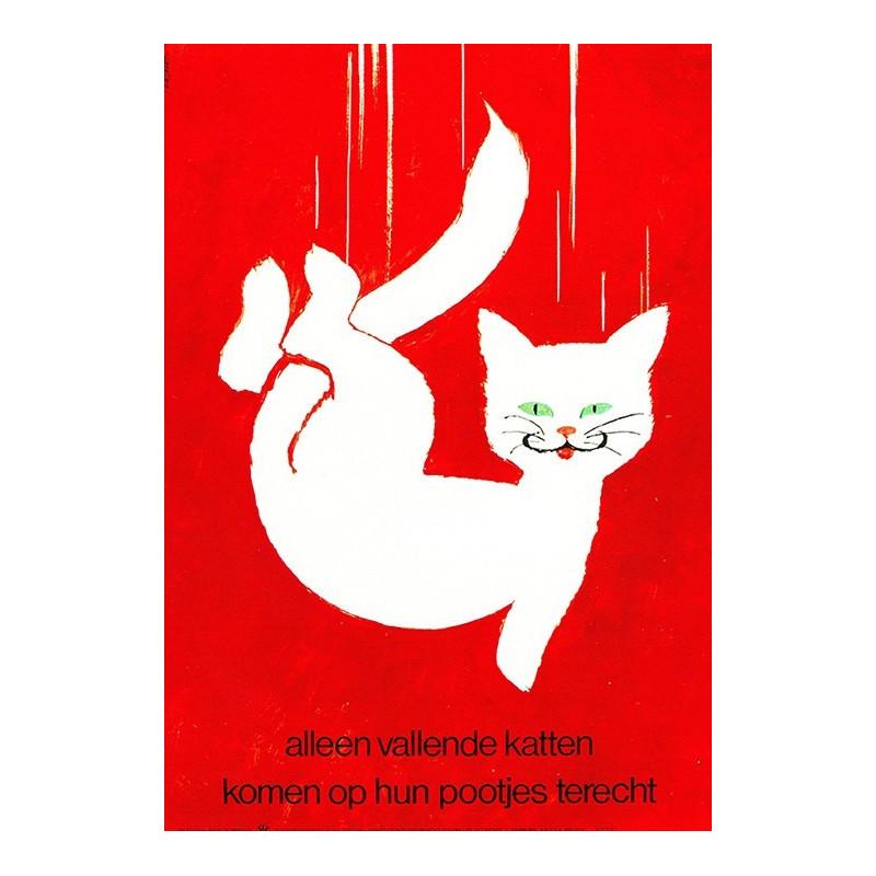 Vallende katten