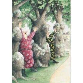 Inge Löök 27 - Happy trees