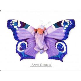 Anne Geddes - Purple Butterfly