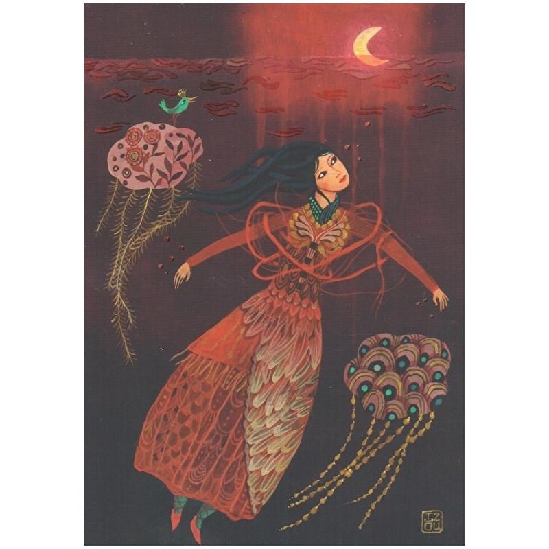 Izou - Peacock lady