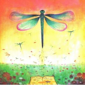 Jehanne Weyman - Dragonflies