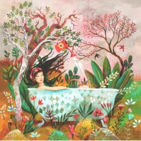 Izou - A Bath
