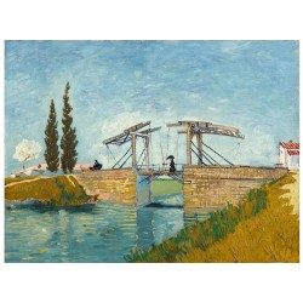 Vincent van Gogh - the Drawbridge