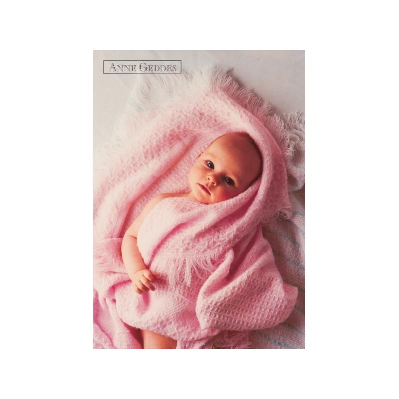 Anne Geddes - Pink blanket