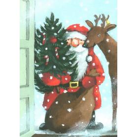 Kerst staat voor de deur