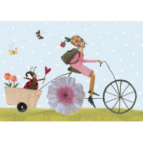 Silke Leffler - Bicycle
