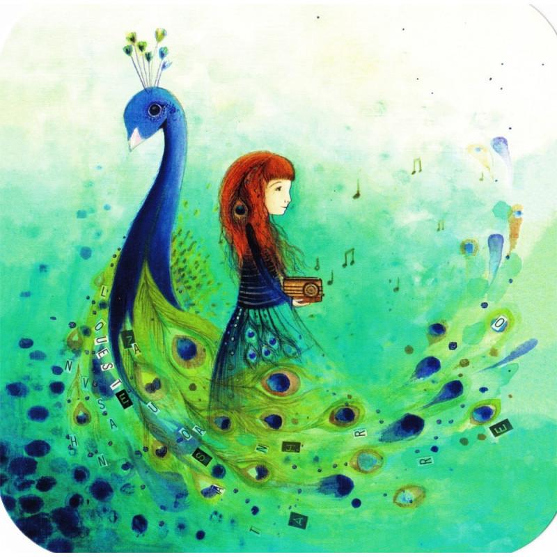 Jehanne Weyman - Peacock