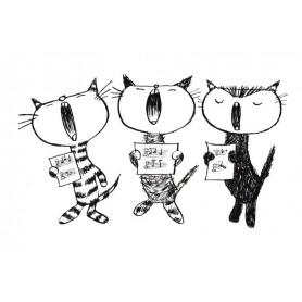 Fiep - Zingende katten