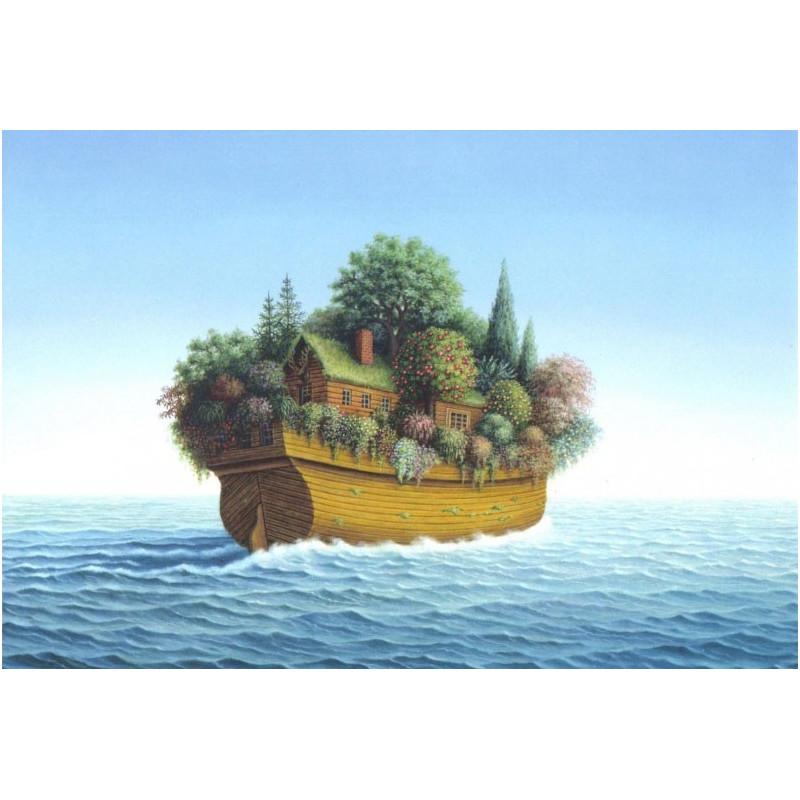 De groene ark