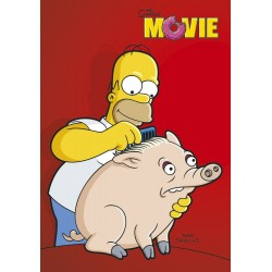The simpsons - Piggy
