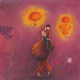 Gaelle Boissonnard - Le Lampion