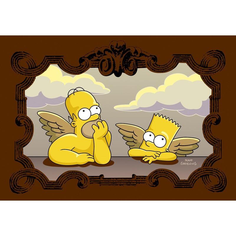 The simpsons - Raphael