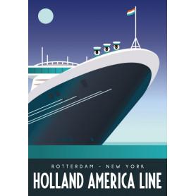 Mingface - Rotterdam America Line