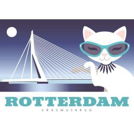 Mingface - Rotterdam Erasmusbrug