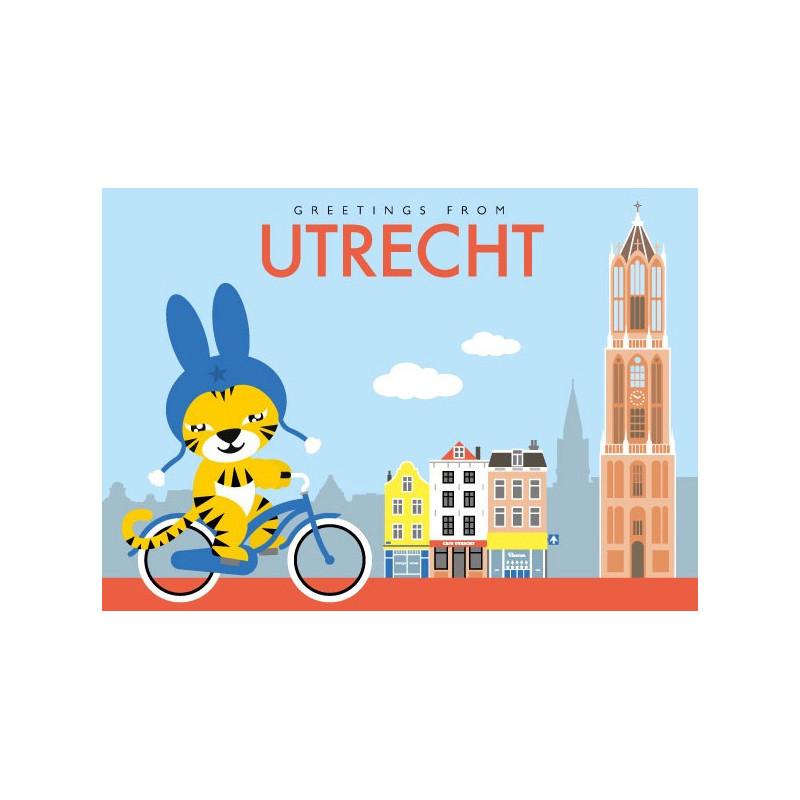 Mingface - de Dom Utrecht