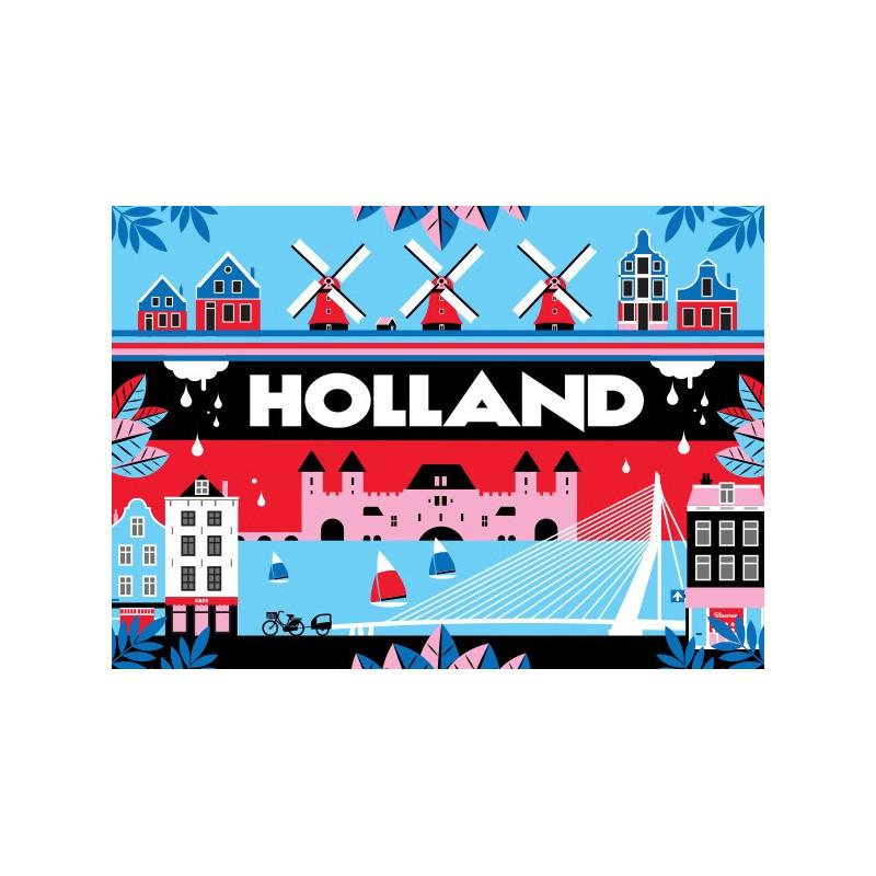 Mingface - Skyline Holland