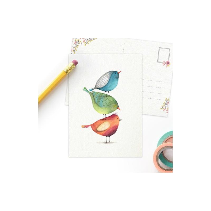 Studio Draak - Tower of birds