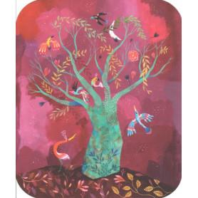 Izou - Birds in a tree