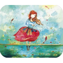 Jehanne Weyman - The enchanted violin