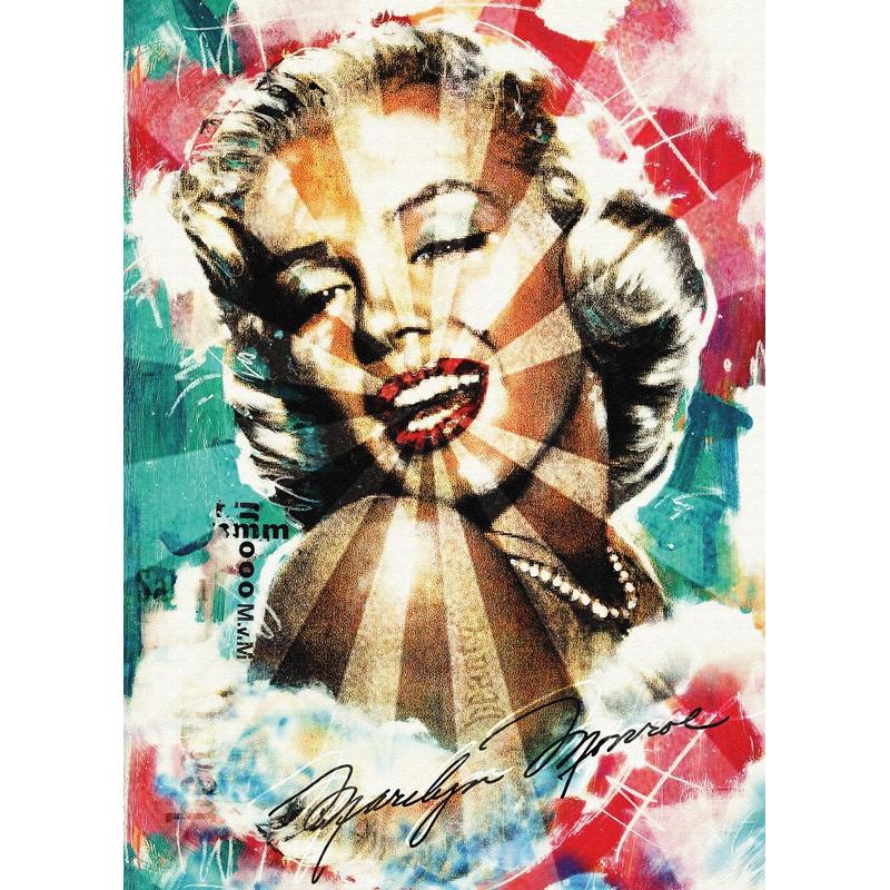 Marilyn Monroe - Signature