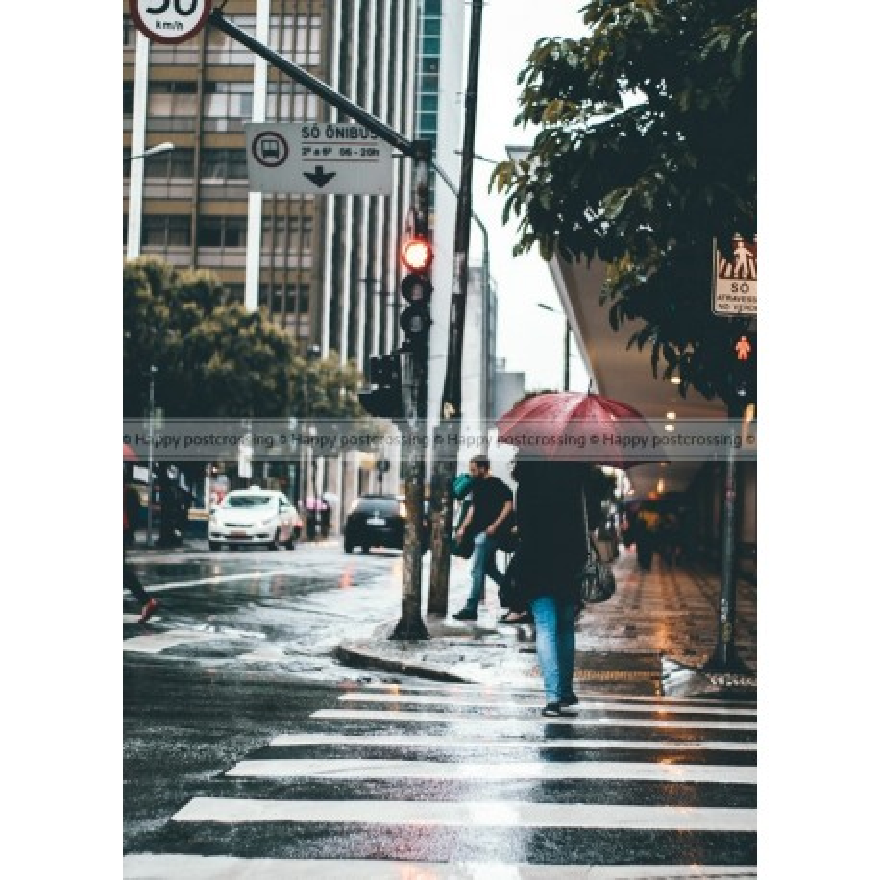 Red Umbrella