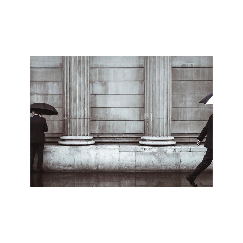 Mysterious umbrellas