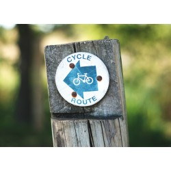 Cycle route