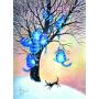 Rina Zeniuk Blue Cats - Terror
