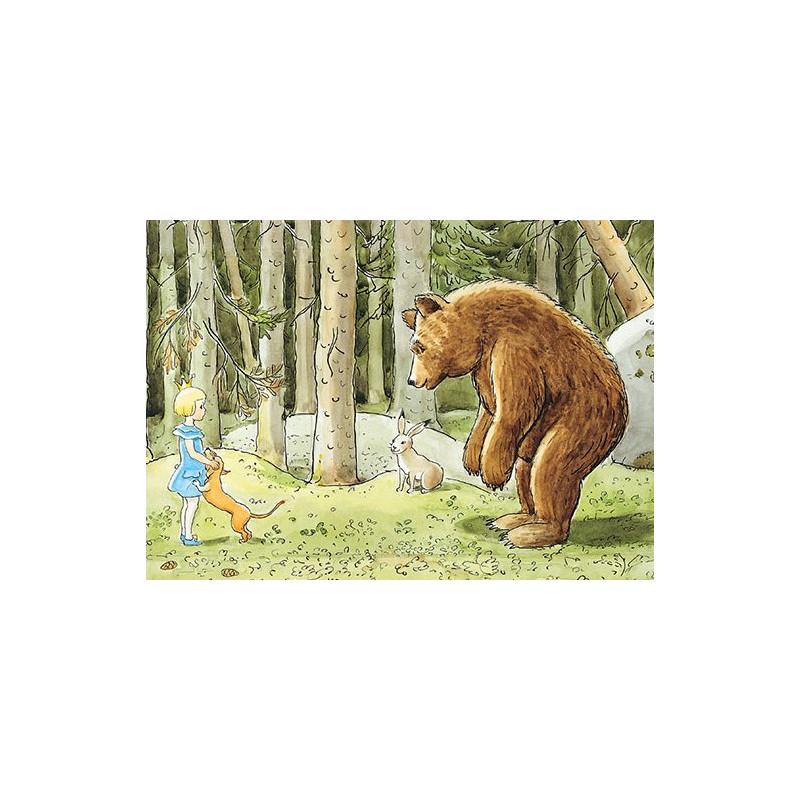 Elsa Beskow - de vriendelijke beer