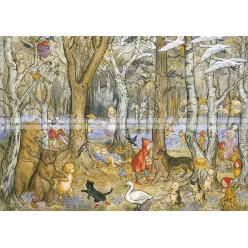 Molly Brett - Fairy Tale Wood