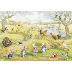Molly Brett - Springtime on the Farm