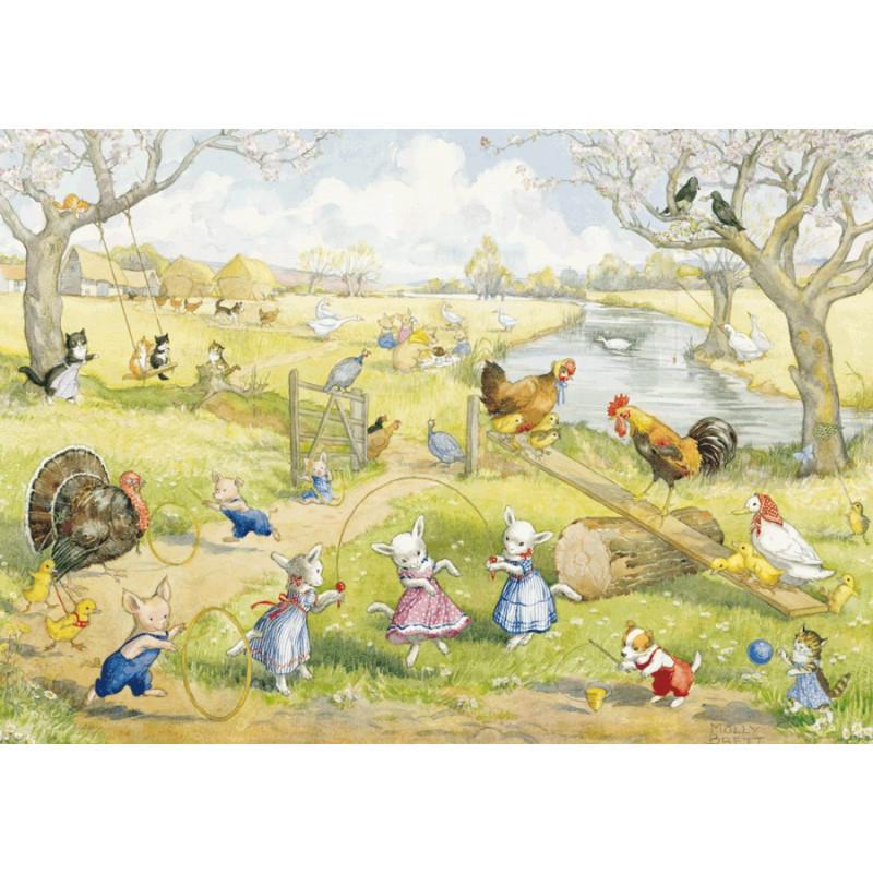 Molly Brett - Springtime on the Farm